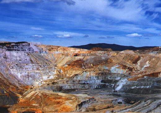 Bhp mine photos taken in the late1990 s at ruth nevada